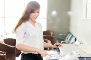How managed print services help your small business save