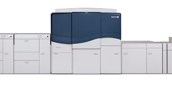 Xerox IntegratedPlus Finishing Solution