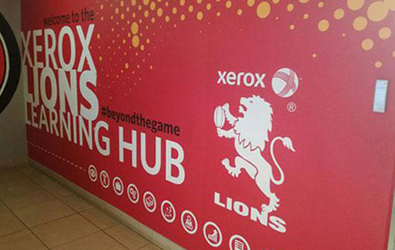 Xerox Lions Learning Hub