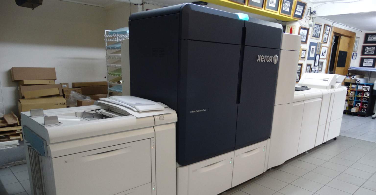 New possibilities for Camera Press with the Xerox Iridesse